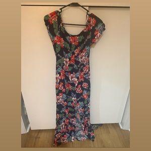 Women's Tropical Dress